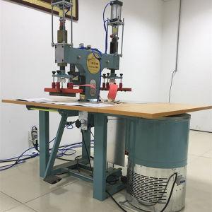 Radio Frequency Welding Machine for Making PVC/EVA Raincoat pictures & photos
