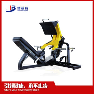 Free Weight Gym Equipment/Leg Press Plate Loaded Machine/Hammer Strength pictures & photos