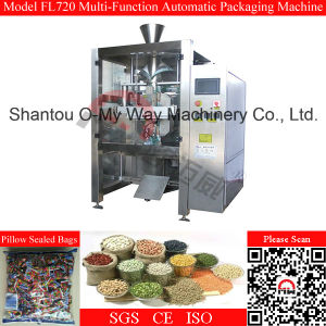 Two in One Fully Automatic Peanut Packaging Machine pictures & photos