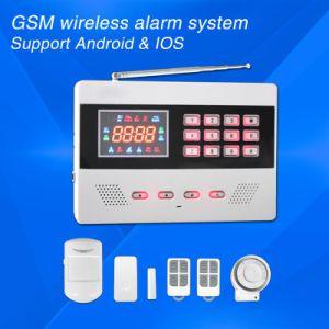 GSM Intelligent Mobile Control Burglar Alarm System pictures & photos