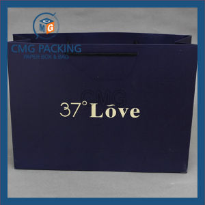 2015 New Luxury Shopping Paper Bag for Clothing (DM-GPBB-043) pictures & photos
