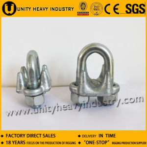 Large Supply U. S. Type G 450 Drop Forged Wire Rope Clip pictures & photos