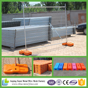 2400mm (L) *2100mm (H) High Quality Portable Metal Temporary Fence pictures & photos