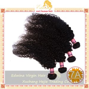 Afro Kinky Curly Virgin Human Hair Extension