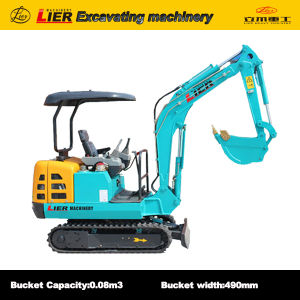 Mini Excavator for High Quality (Lier -802) pictures & photos