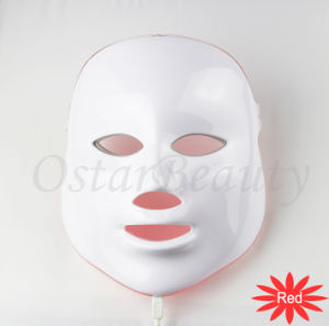 Home LED Color Light Therapy PDT Facial Mask