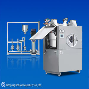 (BGB-350D) Tablet Coating Machine (with CIP) pictures & photos
