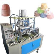Paper Cup Cake Making Machine