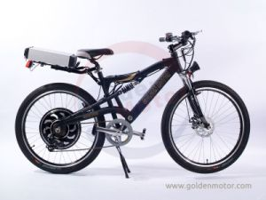 Sport E Bike / Electric Mountain Bicycle with Magic Pie 4 / Magic Pie 5 Motor New Sine Wave Controller Built in. pictures & photos