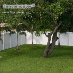 PVC Fencing Virtually Maintenance Free pictures & photos