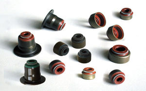Fluorine Rubber Valve Oil Seal pictures & photos