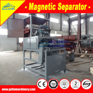 30tph Quartz Sand Production Line for Glass Maufacturer Raw Material, Dry Magnetic Separator pictures & photos