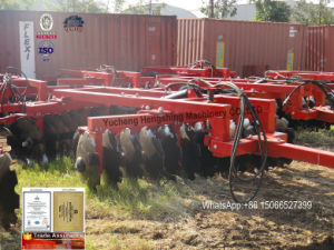 Professional Hydraulic Disc Harrow Made in Hengshing Machinery pictures & photos