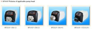 Color LCD Touch Screen Mini Peristaltic Pump pictures & photos