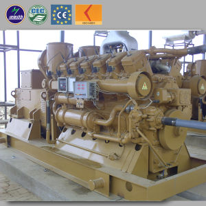 Wood Chip Fired 400kw - 2000kw Biomass Gasifier Generator pictures & photos