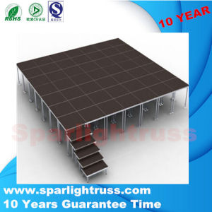 Aluminum Outdoor Concert Stage with Roof Truss (YS-1103) pictures & photos