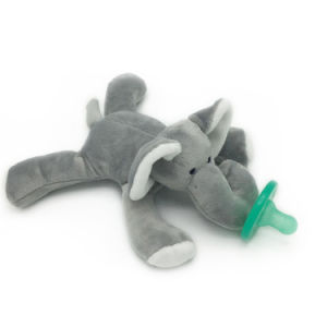 Plush Toy Elephant Pacifier Stuffed Animals pictures & photos