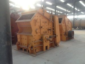 Hazemag Impact Crusher, Small Impact Crusher, Mobile Impact Crusher pictures & photos