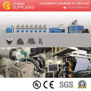 PVC Marble Sheet Production Line with PLC Control pictures & photos