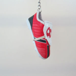 Custom Key Tag, Lovely Soccer Shoe Key Chain for Souvenir pictures & photos