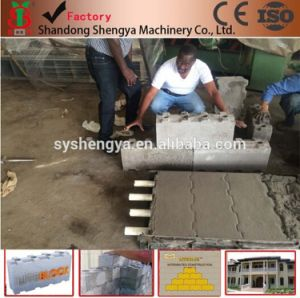 Lightweight Concrete Machine in Malaysia Lightweight Bricks Lite Block Mould pictures & photos