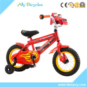 Boys Bicycle 12 Inch Monster Machines Kids Bike with Trainnig Wheels pictures & photos
