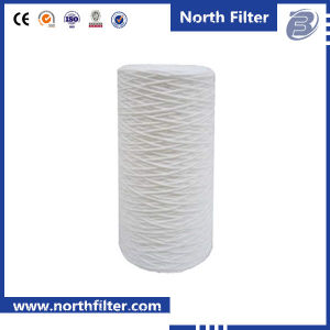 Xinxiang Wound String Cylindrical PP Filter Element pictures & photos