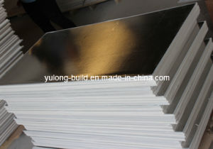 PVC Gypsum Ceiling Board / Ceiling Tile with Aluminium Foil Back pictures & photos