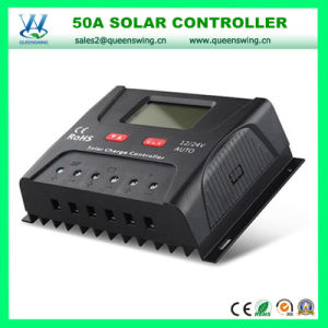 Auto 12V/24V 50A PWM Solar Charge Controller (QWP-SR-HP2450A) pictures & photos