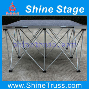 New Design Stage, Portable Stage, Spider Stage pictures & photos