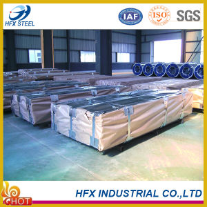 Hot Dipped Zinc Coated Galvanized Steel Plate with Z 40g-275g pictures & photos