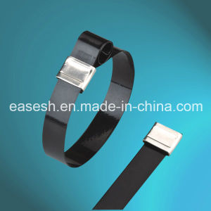 Coated Stainless Steel Cable Ties with UL (European Standard) pictures & photos