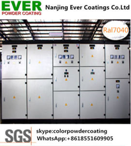 Thermosetting Ral 8025 Wrinkle Polyester Powder Coating pictures & photos