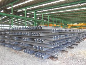 Groove Rail Steel From 17# pictures & photos