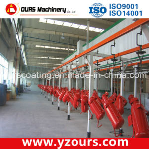 Complete Powder Coating Line for Metal Products pictures & photos