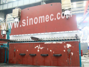 CNC Hydraulic Press Brake/Sheet Metal Bending Machine (WE67K-1200T/6000) pictures & photos