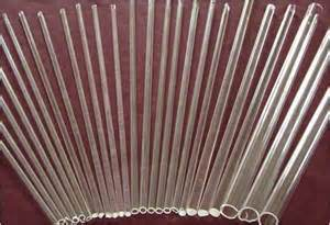 High Precision Soda Lime Glass Exhaust Tube pictures & photos