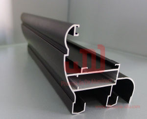 Aluminum Power Coated Extrusion Window Profile