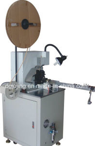 One-End Cable Wire Crimping Terminal Machine pictures & photos