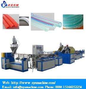 PVC Spiral Steel Wire Reinforced Hose/Pipe Extruder Machine pictures & photos