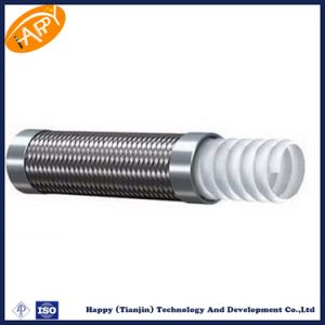 PTFE Lined Ss Wire Braid Teflon Hose pictures & photos