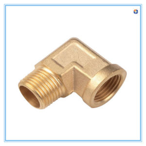 Brass Female and Male Elbow Forged Part pictures & photos