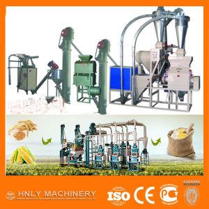 100t/24hrs Wheat Flour Mill Machine/Flour Grinding Machine pictures & photos