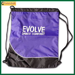 Wholesale Cute High Quality Polyester Drawstrng Backpack (TP-BP032) pictures & photos