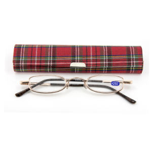 New Design High Quality Metal Reading Glasses Cj8826 pictures & photos