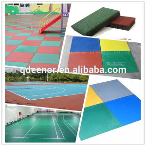 Rubber Floor Tile Vulcanizing Press Machine / Rubber Mat Making Machine pictures & photos