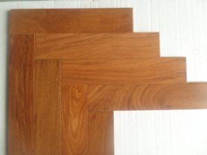 Bathroom Use Red Real Brazilian Teak Hardwood Timber Flooring