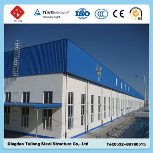 Multi-Story Easy Install Steel Structure Prefab House pictures & photos