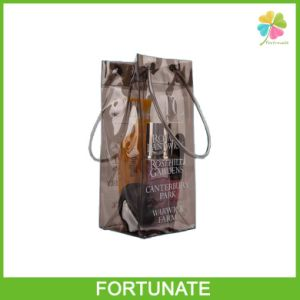 Flexible PVC Freezer Bag with Tote pictures & photos