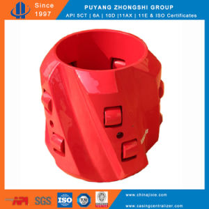 Roller Casing Centralizer in Oil Drilling pictures & photos